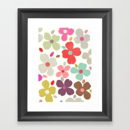 dogwood 2 Framed Art Print