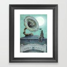 The Chimney Sweep Framed Art Print