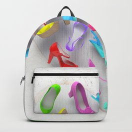 Juicy Shoes Backpack