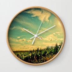 At the Edge 2.0 Wall Clock