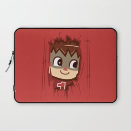 Heeeeere's..... the Villager! Laptop Sleeve