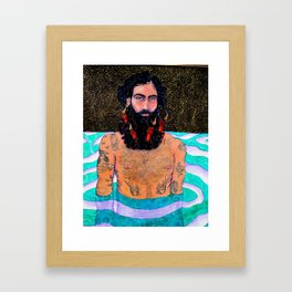 The Pirate Framed Art Print