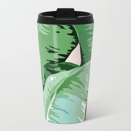Banana leaf grandeur II Travel Mug