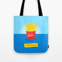 Fingerfood Tote Bag