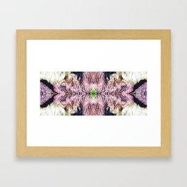 Kaleidoscope Abstract Art  Framed Art Print