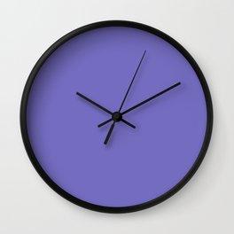 Toolbox - solid color Wall Clock