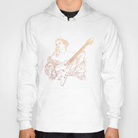 renaissance Hoodies featuring Flying V Renaissance by ochre7