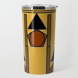 The Sentry  Travel Mug
