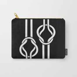 two untied Carry-All Pouch