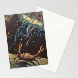 """Light Show"" Stationery Cards"