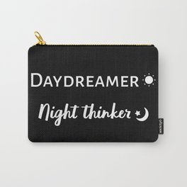 The Daydreamer and Night Thinker Carry-All Pouch