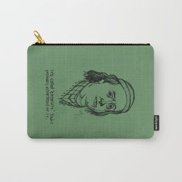 American Hipstory: Ben Franklin Carry-All Pouch
