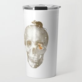 Rattling around inside my head Travel Mug