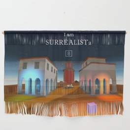 SURREALISTa Wall Hanging