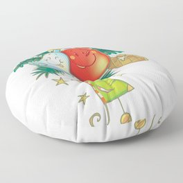 Christmas decorations Floor Pillow