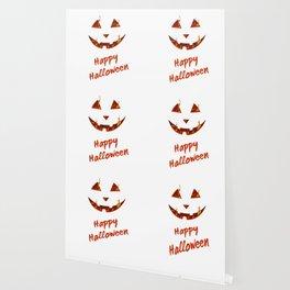 happy halloween bonfire Pumpkin gift hallowe Wallpaper