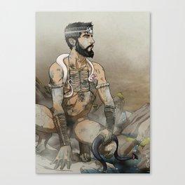 The Wild 02 Canvas Print