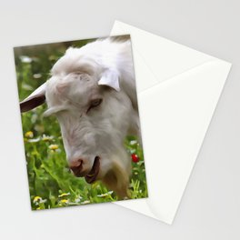 Goat A Load To Talk About Stationery Cards