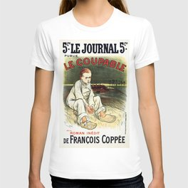 Le Coupable, The Guilty One T-shirt