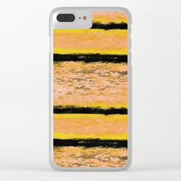 Watterson Clear iPhone Case