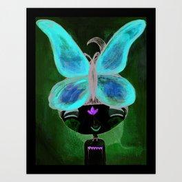 Joy -Bhoomie Art Print