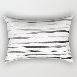 Between the lines Rectangular Pillow