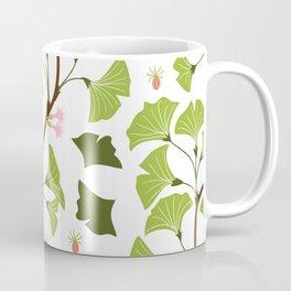 tree leaves #762 Coffee Mug