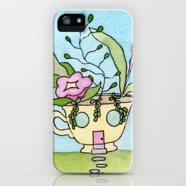 In The Garden: May iPhone Case