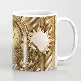 Wonderful steampunk design, awesome clockwork Coffee Mug