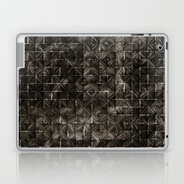 Ink Stitch: Smokey Quartz (dark) Laptop & iPad Skin