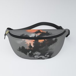A samurai's life Fanny Pack