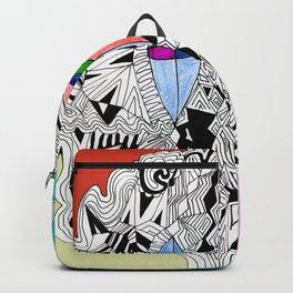 Diamond Eyes (colour) Backpack