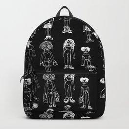 Girls 2 Backpack