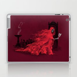 Red Death Laptop & iPad Skin