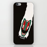 1975 iPhone & iPod Skins featuring Stratos by Cale Funderburk