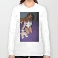 gemma Long Sleeve T-shirts featuring Gemma by Wolf & Owl