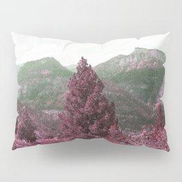 Pink Colorado Views Pillow Sham
