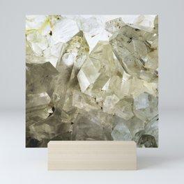 Crystalline Mini Art Print