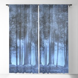Dreamy Forest Blackout Curtain