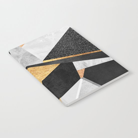 Geometry / Gold Notebook