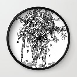 Knight (Ascension) Wall Clock