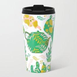 Romance of the teapot Travel Mug