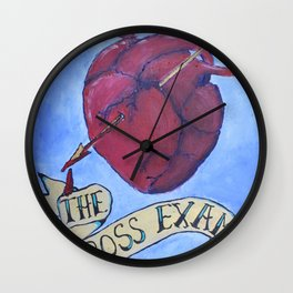 Legal Loteria Wall Clock