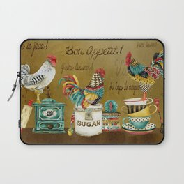 Roosters Majestic Laptop Sleeve