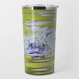 Creepin Gator Travel Mug