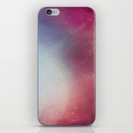 Galaxy Blossom iPhone Skin