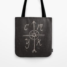CMYKompass Tote Bag
