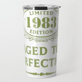 Green-Vintage-Limited-1983-Edition---34th-Birthday-Gift Travel Mug