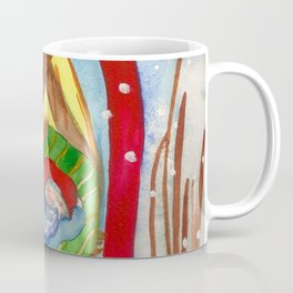 Elf Lantern Coffee Mug