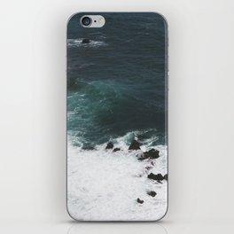 Indigo Coast iPhone Skin